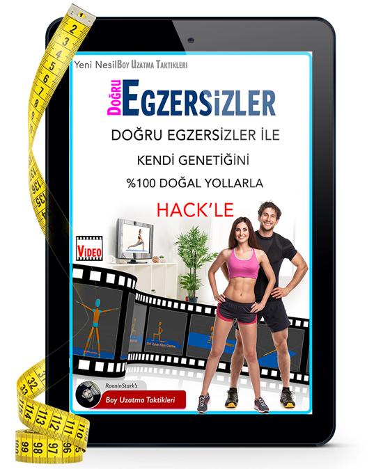 Boy uzatma taktikleri doğru egzersizleri